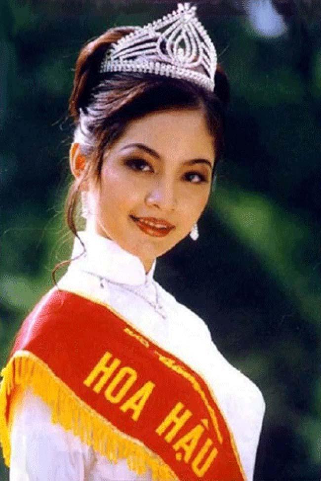 Hoa hậu Thiên Nga