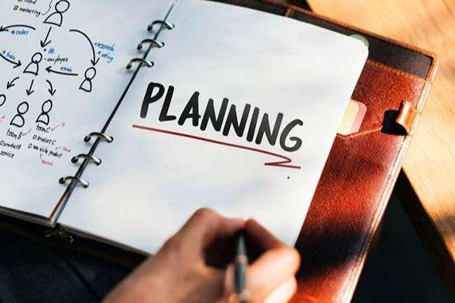 Lập kế hoạch mỗi ngày cho bản thân