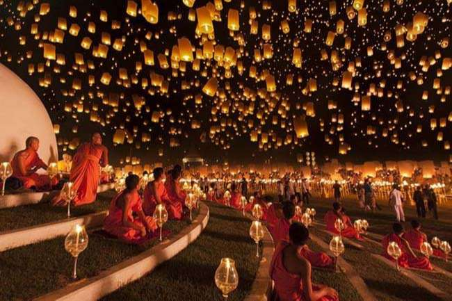 Lễ hội ánh sáng Diwali của người Ấn Độ