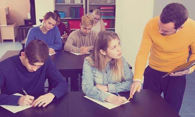 Nắm bắt rõ mô hình của kì thi sẽ giúp bạn không bị bối rối trong phòng thi