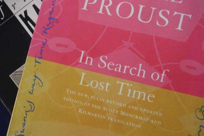 Tác phẩm nổi tiếng Đi tìm thời gian đã mất