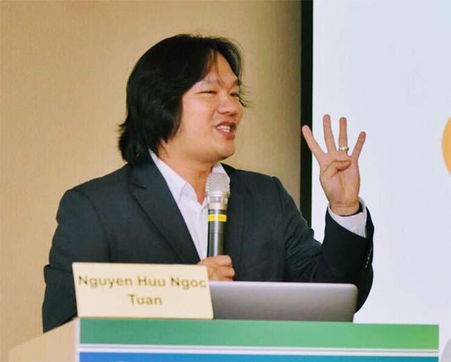 TS. BS. Nguyễn Hữu Ngọc Tuấn, cựu học sinh 1993-1996