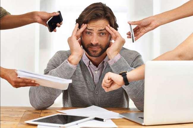 Thích nghi với sự căng thẳng sẽ giúp bạn có suy nghĩ tích cực