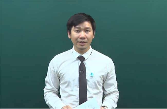 Thầy Nguyễn Phi Hùng tư vấn cách lập kế hoạch học tập tại nhà cho học sinh cuối cấp
