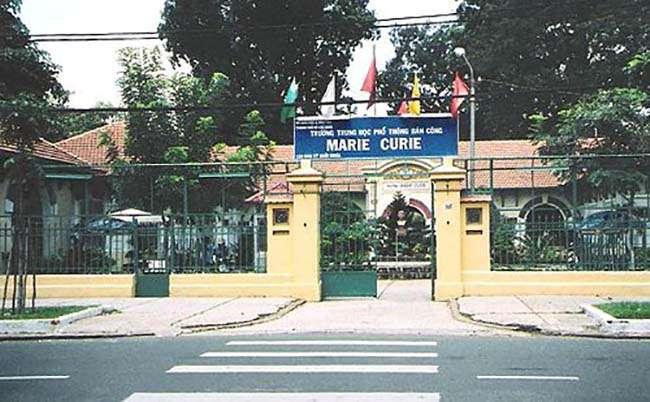 Trường trung học phổ thông Marie Curie