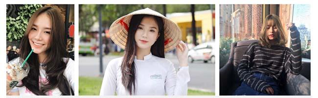 Vương Hoàng Mai Diz, Nguyễn Thị Thu Tâm, Trần Vũ Phương Vy - 3 hotgirl thế hệ mới cũng là cựu học sinh, học sinh của trường