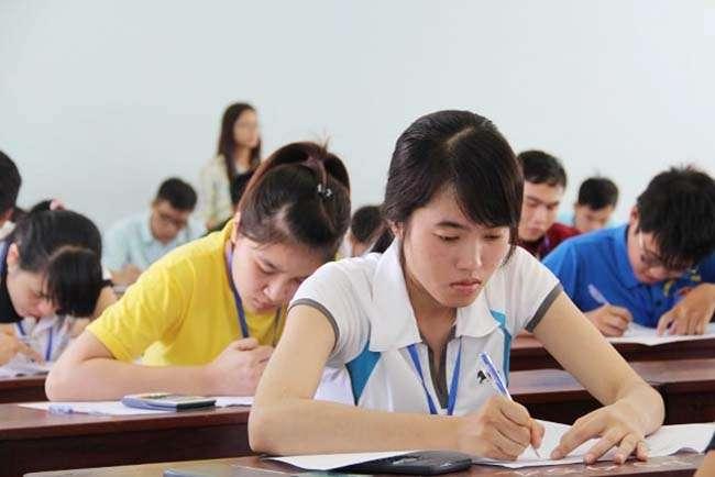 Cần phân bổ thời gian làm bài thi hợp lý