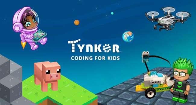 Học ngôn ngữ lập trình cho trẻ em trực tuyến trên Tynker