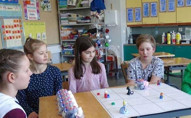Phần Lan áp dụng mô hình học thông qua chơi để thúc đẩy phát triển cân bằng