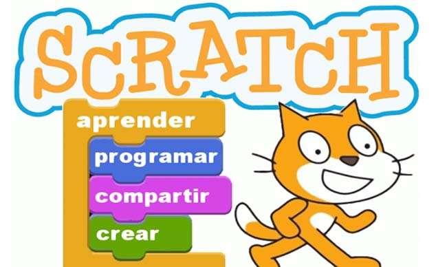 Phần mềm Scratch với giao diện trực quan, sinh động hấp dẫn trẻ
