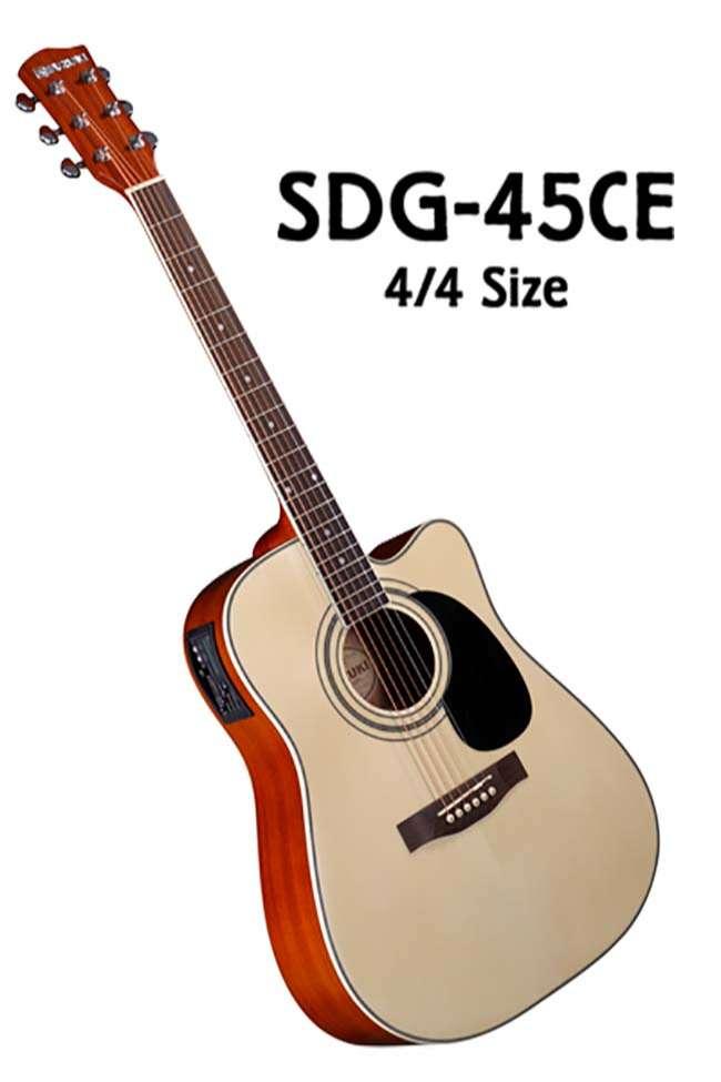 Các mẫu đàn guitar Suzuki 1