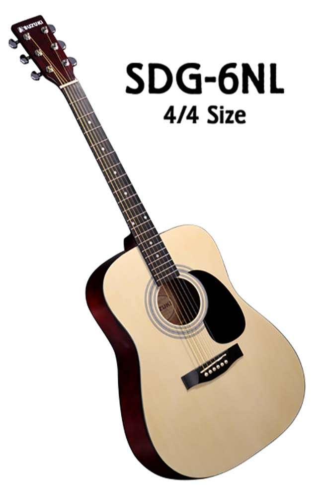 Các mẫu đàn guitar Suzuki 3