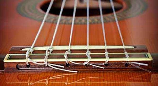 Dây đàn guitar classic