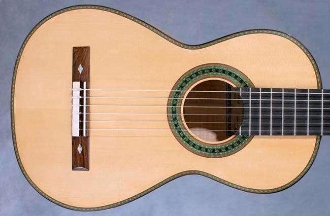Torres guitar