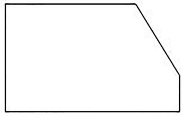 Hình bên có bao nhiêu góc vuông