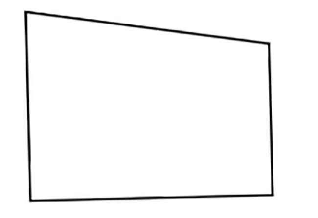 Hình bên có số góc vuông